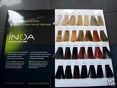 Inoa от L Oreal подробности Hairtrend