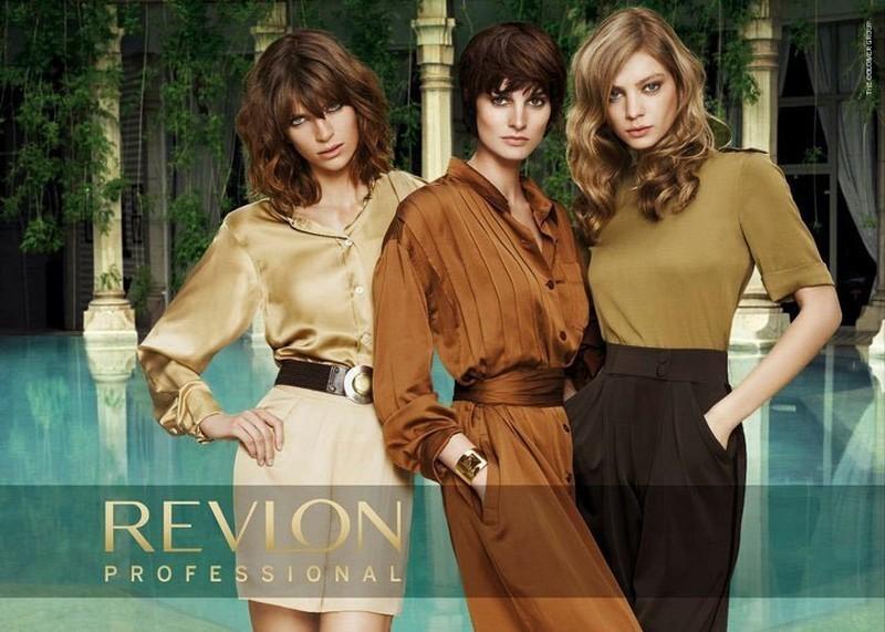 Revlon professional окрашивание