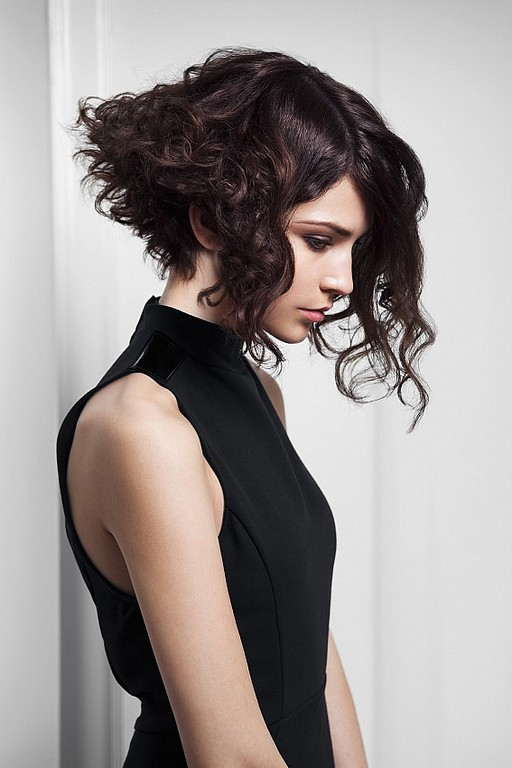 Björn Axén коллекция осень/зима 2013/2014 | Hairtrend