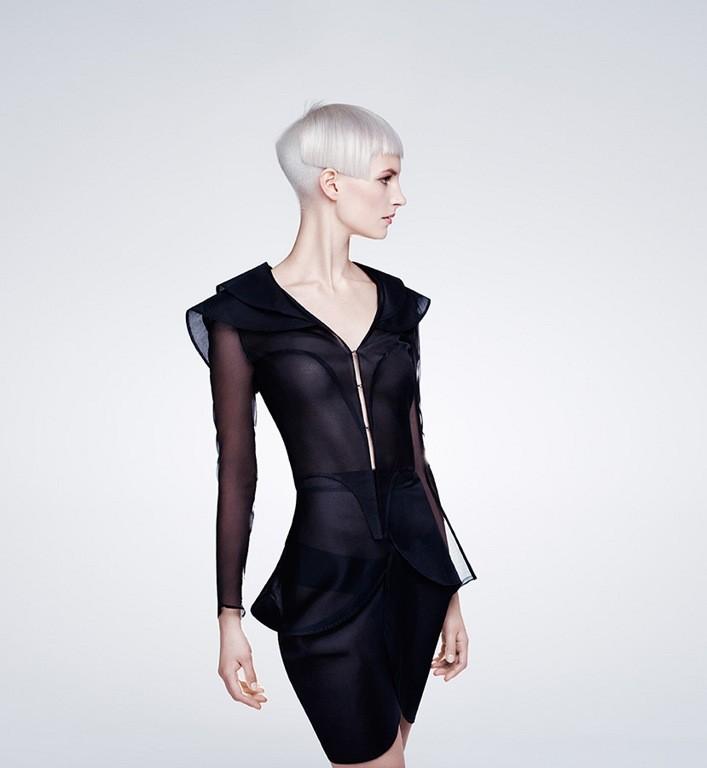 Hair Expo Awards 2015 : Sassoon professional коллекция осень зима  optica